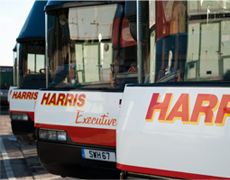 2011 harris coaches
