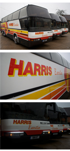 Harris Coaches